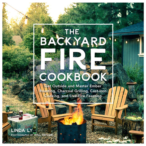 The Backyard Fire Cookbook  Homewares nz
