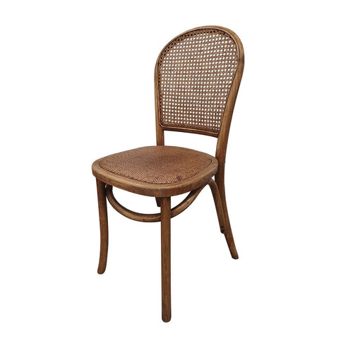 Panama Oak Dining Chair - Natural Furniture nz