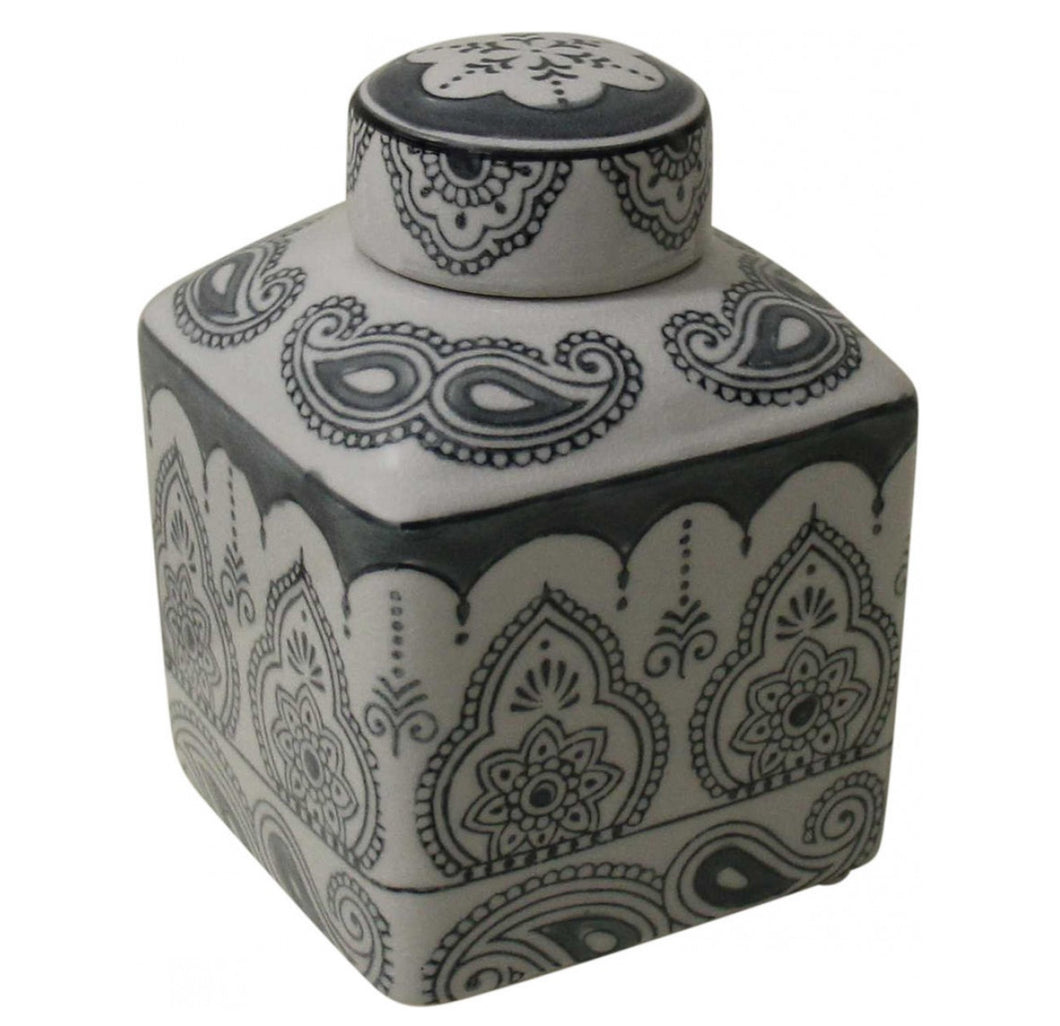 Paisley Jar Small  Homewares nz