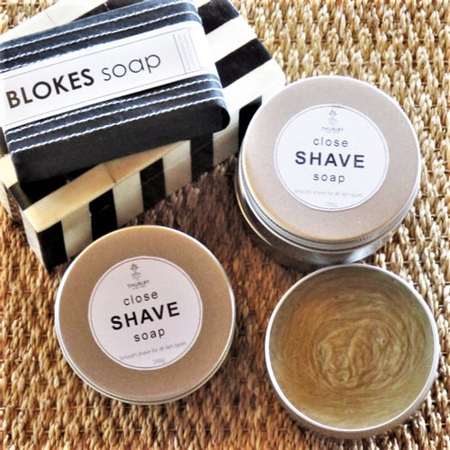 Tailor Made Mens Close Shave Soap