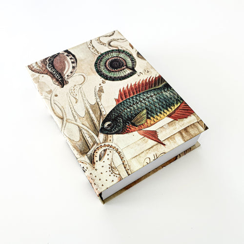 The French Villa Sealife Notepad