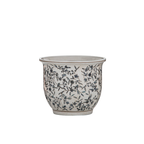 Elsa Round Pot 21cm - Small Homewares nz