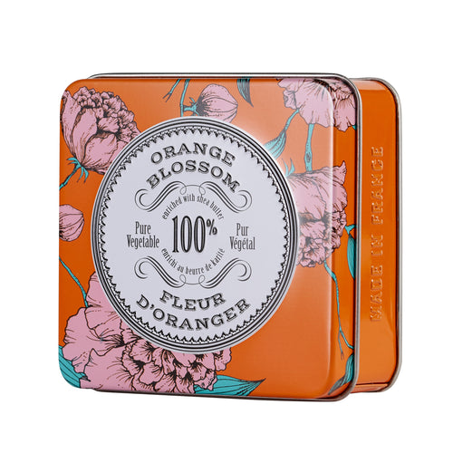 La Chatelaine Orange Blossom Travel Soap 100g