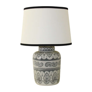 Paisley Lamp  Homewares nz