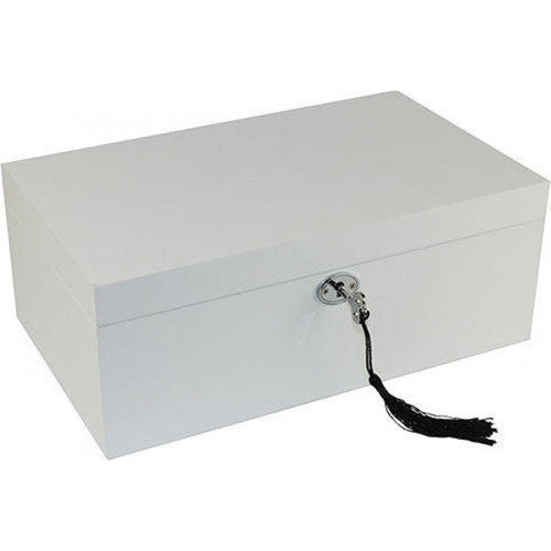 Jewelery Box White