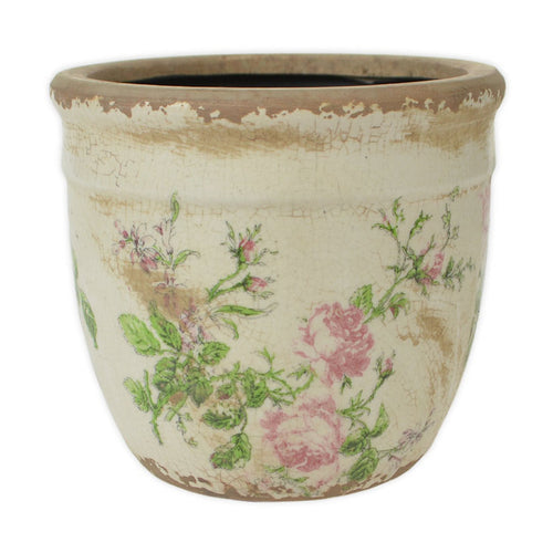 Vintage Rose Pot 11cm Homewares nz