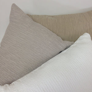 Armani Pillowcase S2 - Sand