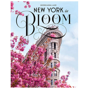 New York In Bloom by Georgianna Lane  Homewares nz