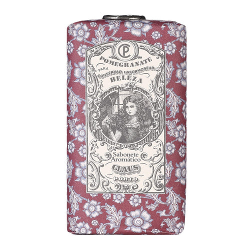Claus Porto Mirror Pomegranate Soap 150g