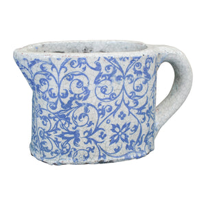Blue Vine Jug  Homewares nz