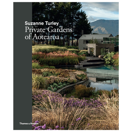 Private Gardens Of Aotearoa by Suzanne Turley Homewares nz