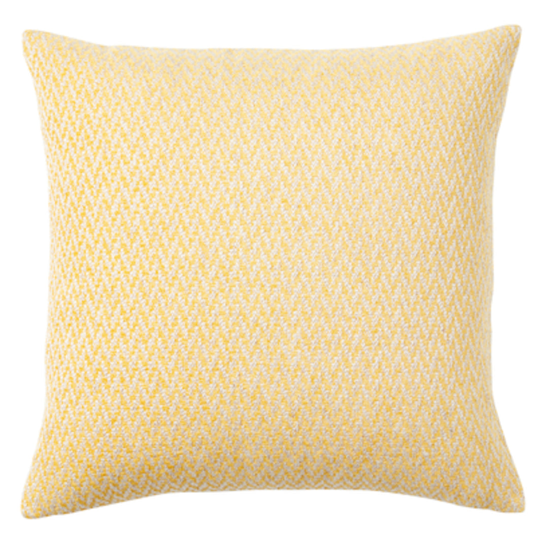 Paola Cushion 50x50cm - Mustard Homewares nz