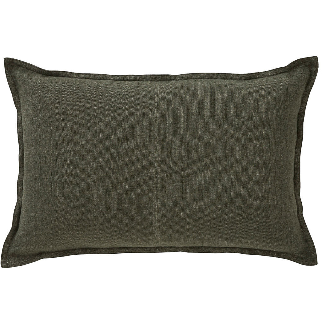 Khaki Como Cushion 40x60cm Homewares nz