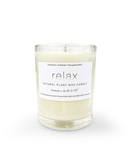 Relax candle