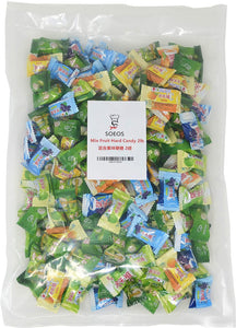 Soeos Fruit Mix Candy, 2 lbs