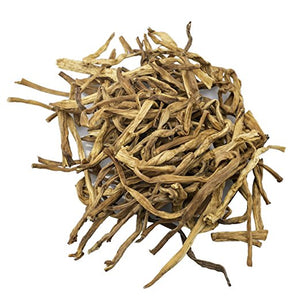 Soeos Dried Lily Flower,Dried Lily Buds, Dried Daylily, 4oz