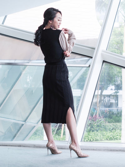 Alexa Skirt Black