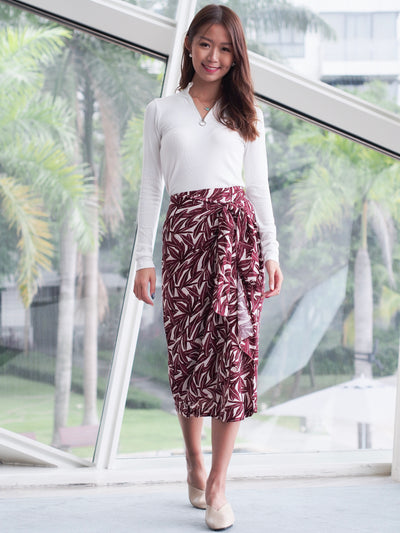 Reese Softee Skirt Red