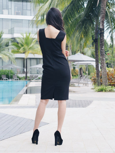 Classic Sleeveless Ops Black