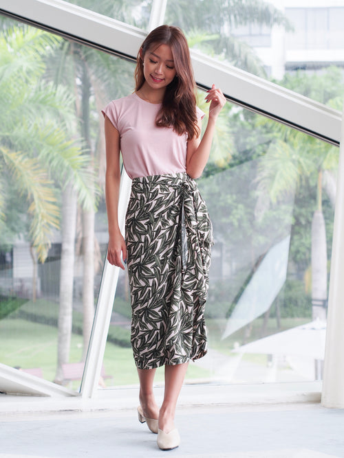 Reese Softee Skirt Green