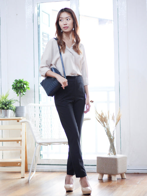 Callie Pants Black