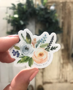 Charlee Rose Boutique Sticker