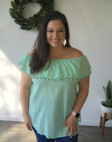 Southern Chic Top Curvy