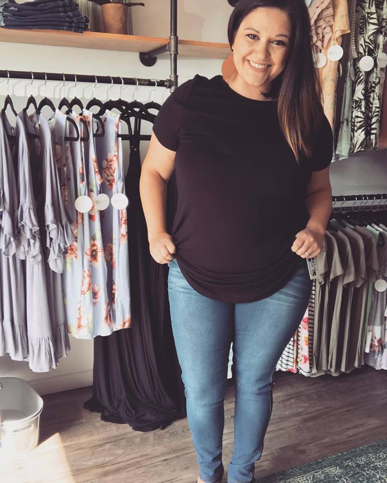 Darling Denim Jeggings Curvy