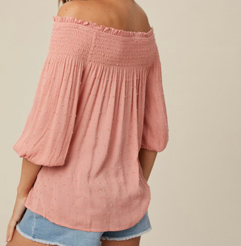 Rise to the Occasion Top