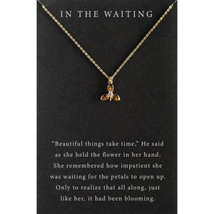 In The Waiting Necklace