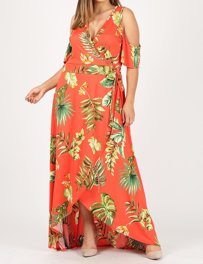 Some Beach Maxi Dress
