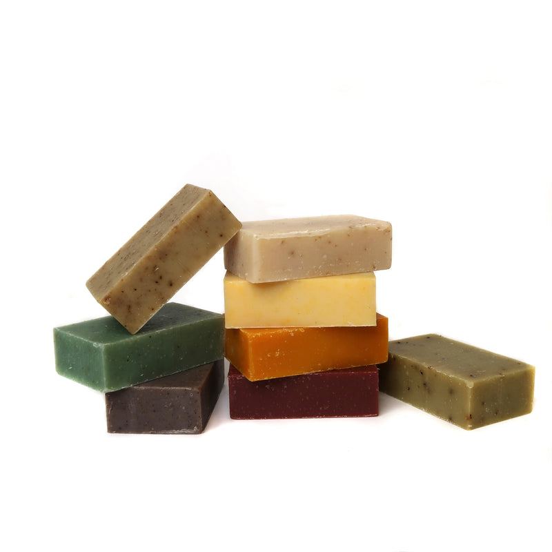 Essential Oil Botanical Soap