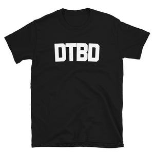 """Dar3 To Be Diff3r3nt"" Short-Sleeve Unisex T-Shirt"