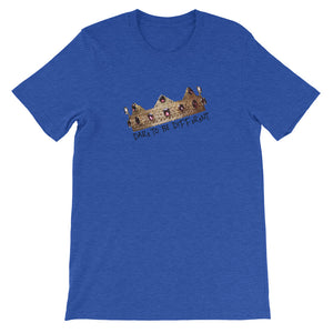 """DTBD"" (Crown) Short-Sleeve Unisex T-Shirt"