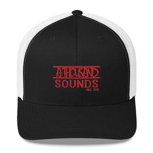 "Original ""ATS Records"" Trucker Cap"