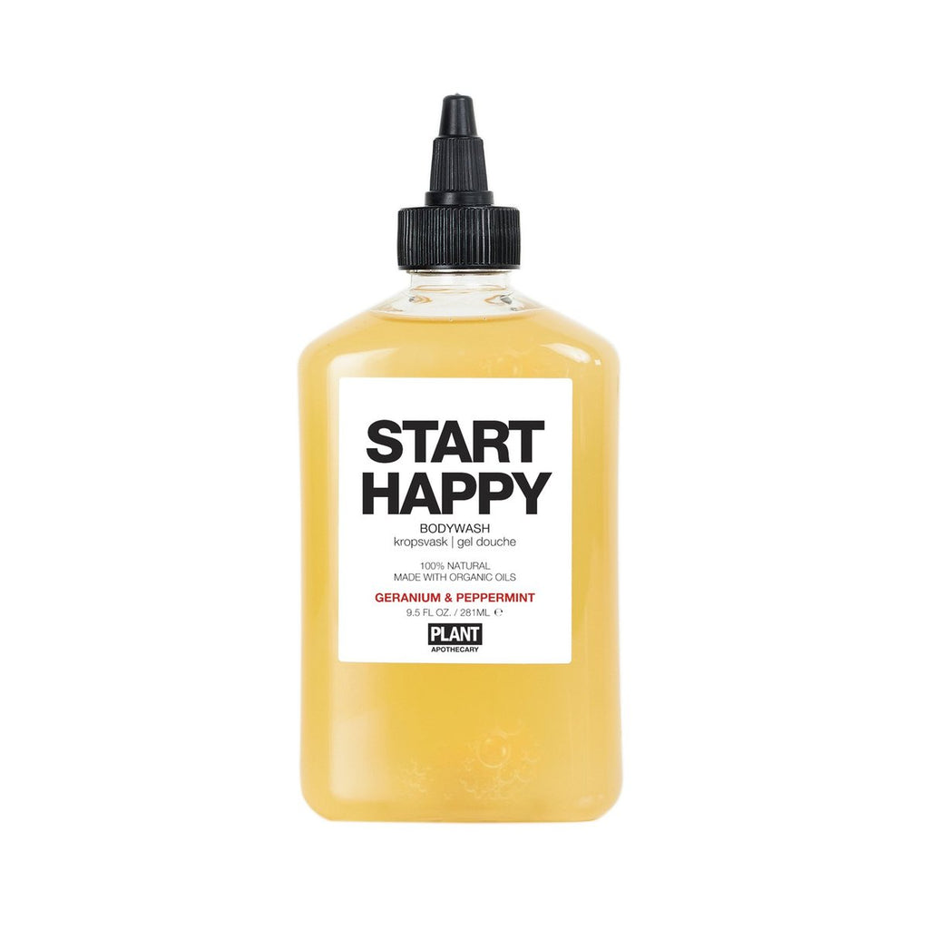 START HAPPY - Organic Body Wash