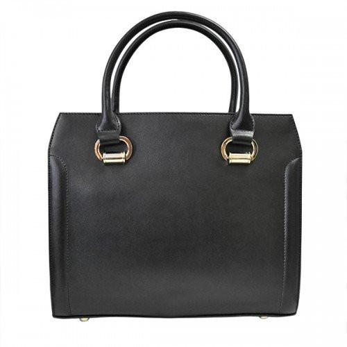 VICTORIA - Leather Tote - AllBags4u