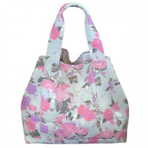 ROSIE - Womens Floral Print Tote Bag-Womens Bag-BeltNBags-BeltNBags