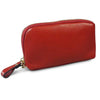 Limited Edition Sawtell - Ladies Red Leather Wristlet Coin Purse - AllBags4u