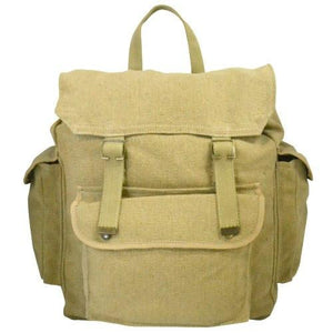 Gibson - Canvas Backpack - AllBags4u