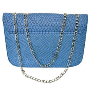 Zali crocodile clutch - AllBags4u