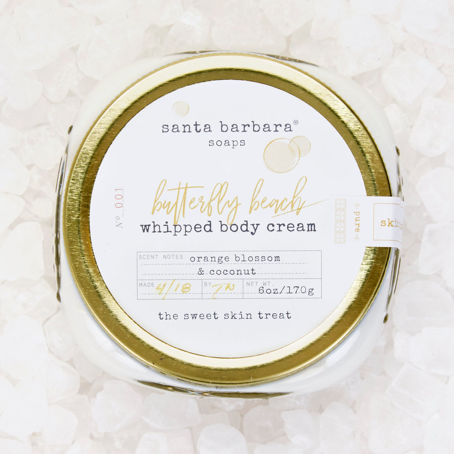 Whipped Body Cream - Butterfly Beach