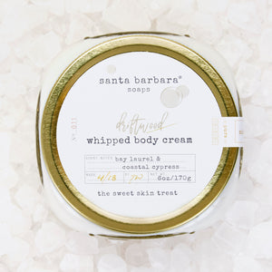 Whipped Body Cream - Driftwood
