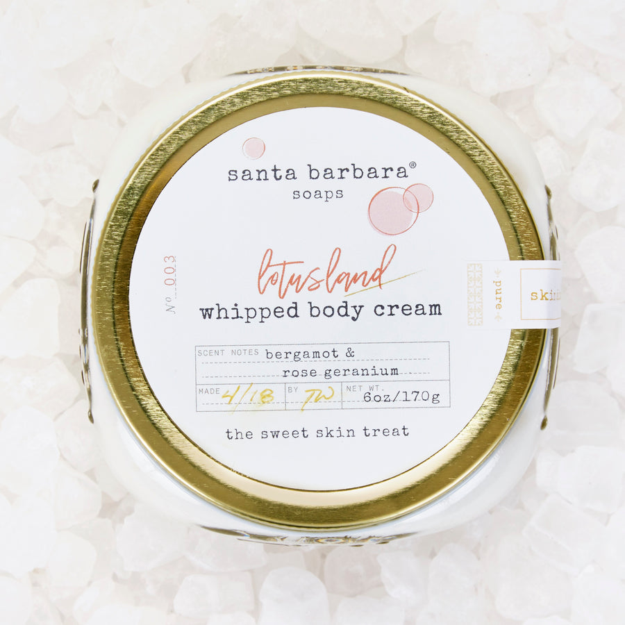 Whipped Body Cream - Lotusland