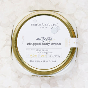 Whipped Body Cream - Montecito