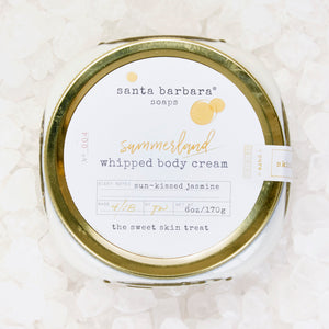 Whipped Body Cream - Summerland