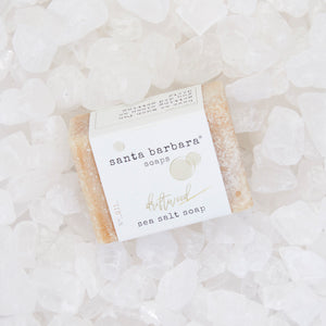 mini bar sea salt soap - driftwood