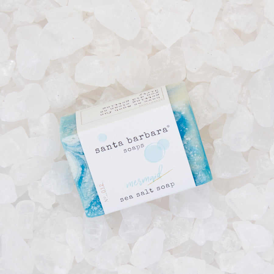 mini bar sea salt soap - mermaid
