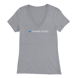 Dynamic Fitness Women's V-Neck