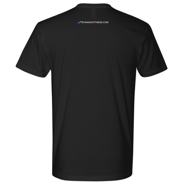 Mind-Body-Nutrition Men's Tee